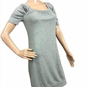 Banana Republic Grey Mini Dress